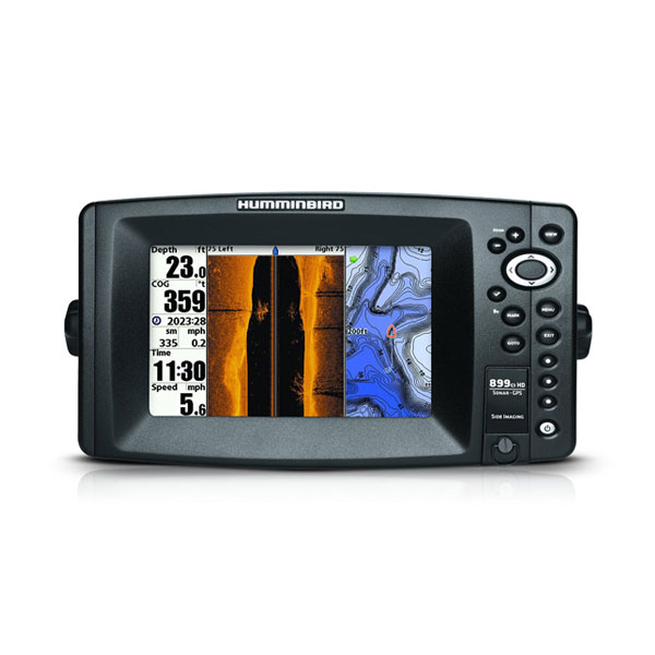 humminbird 899ci hd si fish finder combo review | fish finders advisor, Fish Finder