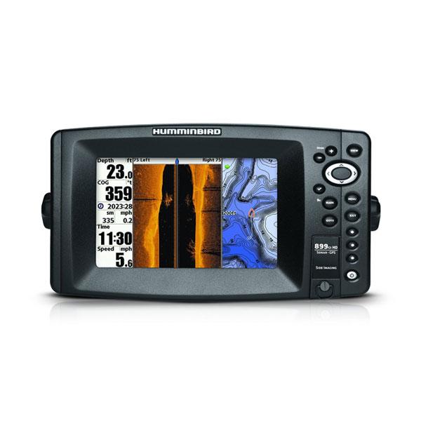 899ci HD Side Imaging Combo from Humminbird