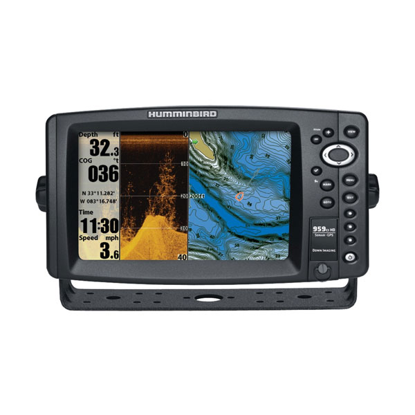 959ci HD Fish Finder and GPS Combo from Humminbird