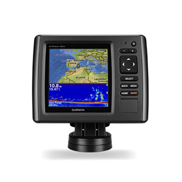 echoMAP 52 DownVü Fish Finder and GPS