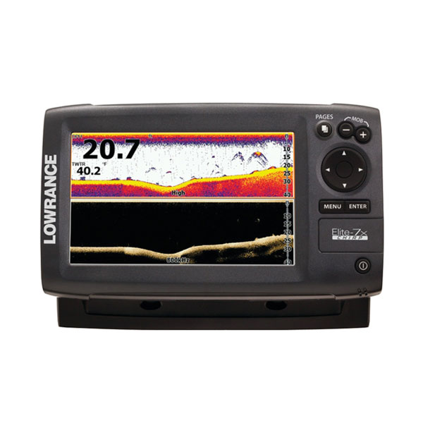 Elite-7X CHIRP Sonar Fish Finder from Lowrance