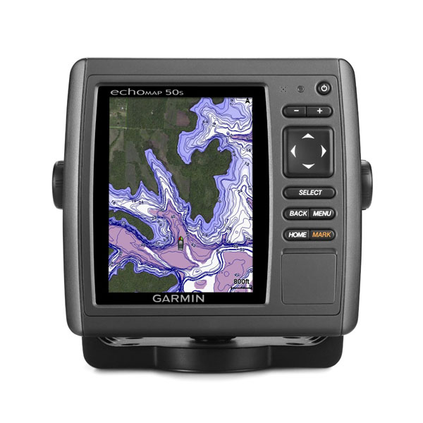 Garmin 50s echoMap GPS and Sonar