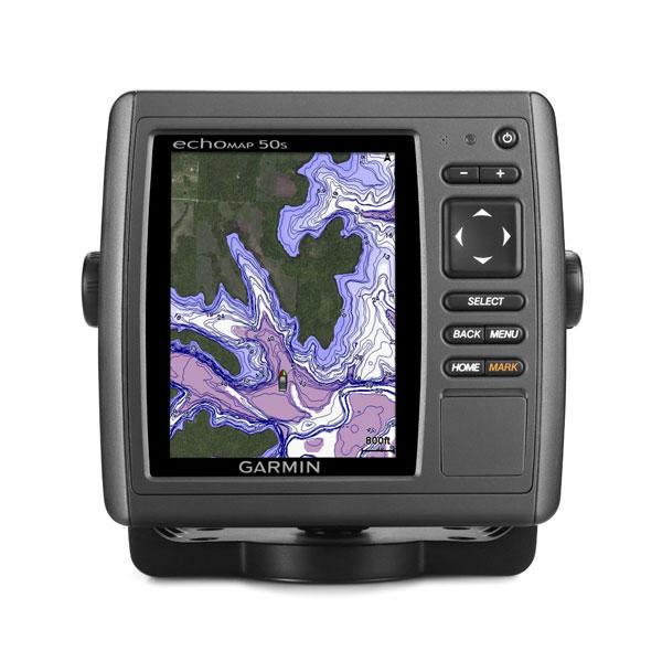 Garmin 50s echoMap GPS and Sonar