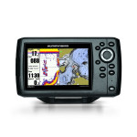 HELIX 5 Fish Finder and GPS Combo - Humminbird