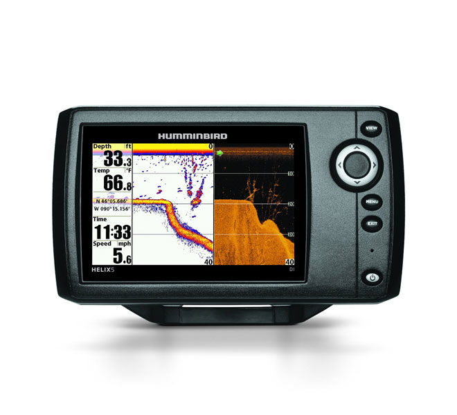 humminbird helix 5 di fish finder review | fish finders advisor, Fish Finder