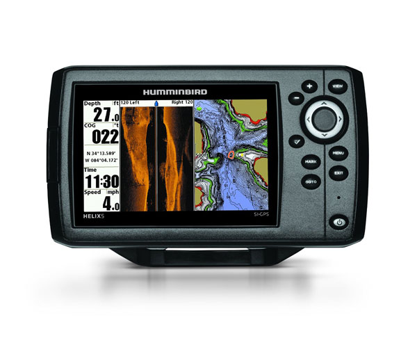 HELIX 5 GPS Side Imaging Fish Finder
