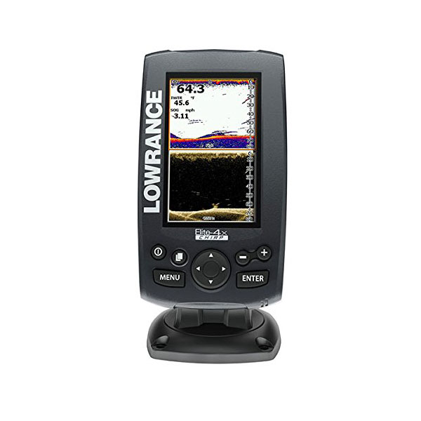 Lowrance Elite 4X CHIRP DownScan