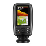 echomap 44dv downvu gps fish finder