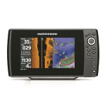 humminbird helix9 side imaging and gps combo