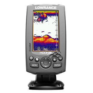 Lowrance HOOK-4x CHIRP DownScan Review | Fish Finders Advisor