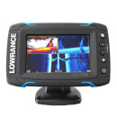 Lowrance Elite-5 Ti CHIRP StructureScan with BaseMaps