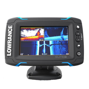 Lowrance Elite-5 Ti CHIRP StructureScan with BaseMaps Review | Fish