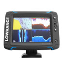 Lowrance Elite-7 Ti CHIRP SideScan with BaseMaps