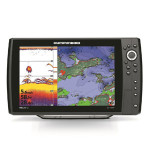 Humminbird HELIX 12 - CHIRP fish finder and GPS chartplotter
