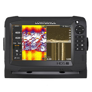 Lowrance HDS-7 Carbon Review | Fish Finders Advisor