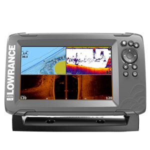 Lowrance HOOK2-7 TripleShot US Inland Review | Fish Finders Advisor